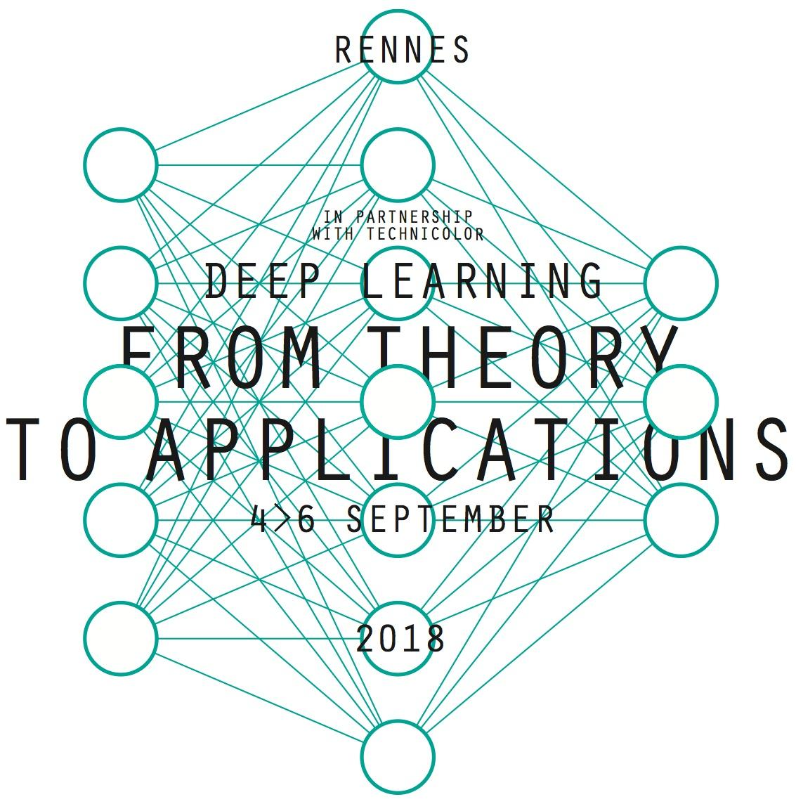 Deep Learning: de la théorie aux applications